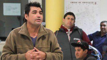 El gremio que conduce Omar Meza espera respuestas hasta mañana.