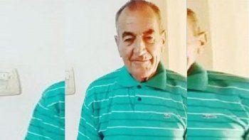 continua la intensa busqueda del abuelo de 73 anos