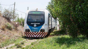pidieron apurar la ampliacion del servicio del tren del valle