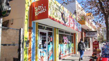 El robo ocurrió en un kiosco ubicado en calle Yrigoyen 737.