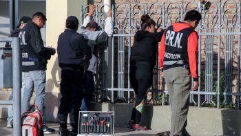El área de Narcóticos de la Policía provincial está desarrollando un intenso trabajo en las calles cipoleñas.