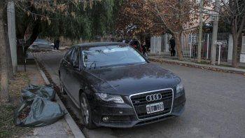 Encontraron el Audi del médico: hay un detenido por el confuso robo