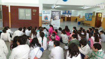 Más de 400 alumnos aprendieron sobre el asesino silencioso
