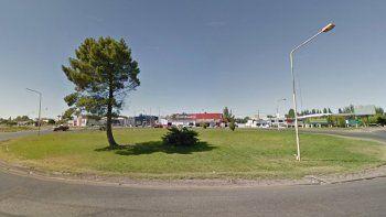 El robo ocurrió en cercanías a la rotonda de las rutas 22 y 151.