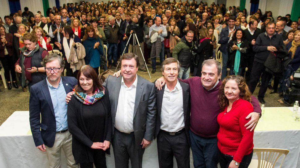 El cipoleño Fabián Gatti encabezará la lista de candidatos a diputados de Juntos