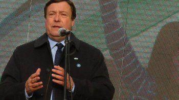 Weretilneck encabezó los festejos en Viedma.