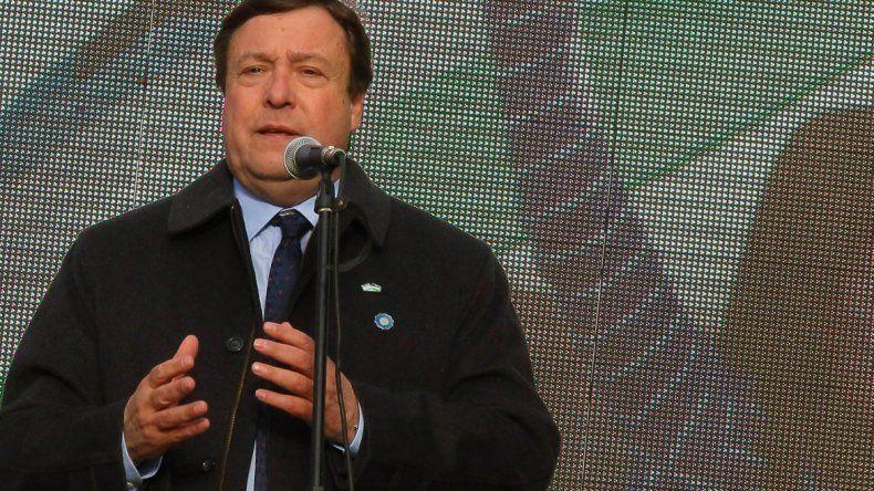 Weretilneck aseguró que no se discutirán salarios hasta el 2018
