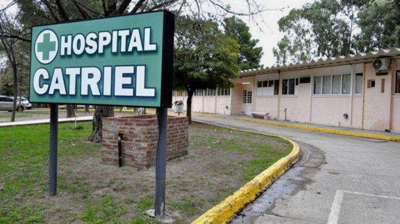 Dos nenes de Catriel jugaban con un bidón de nafta y les explotó: están con graves quemaduras
