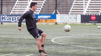 El Ruso Homann se la juega una vez más por Ezequeil Ávila para equilibrar el equipo con un 4-4-2.
