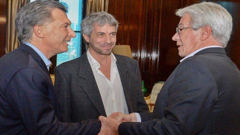 Macri recibió ayer al director del Instituto