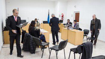 La audiencia contó con la presencia de los fiscales y los defensores.