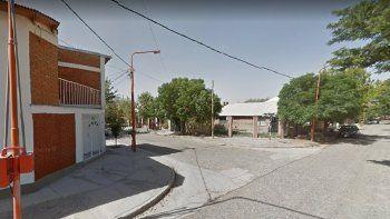 El robo ocurrió en una vivienda que se encuentra en cercanías al cruce de Pueyrredón y Rubén Darío.