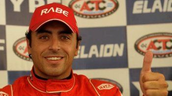 Mariano Altuna se sentará en la butaca del Chevrolet 151.