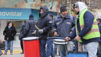 Los municipales protagonizaron varias protestas en procura de una respuesta a sus reclamos. Ahora se abrirá una instancia de negociación.