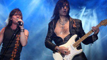 Rata Blanca se encuentra realizando una gira para celebrar sus 30 años.