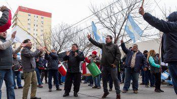 Las protestas de Sitramuci están entre paréntesis hasta el miércoles.