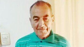 El abuelo había desaparecido hace casi tres meses y lo hallaron muerto.