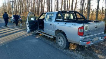 Recuperaron la camioneta de un albañil de 54 años en Guerrico