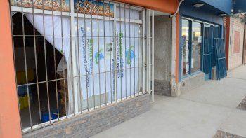 El local está ubicado en Avenida del Trabajador al 3500, en Neuquén.
