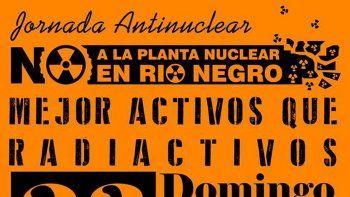 vecinos autoconvocados le dicen no a la central nuclear en rio negro