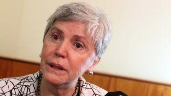 La secretaria de Medio Ambiente, Dina Migani, dijo que hay controles.