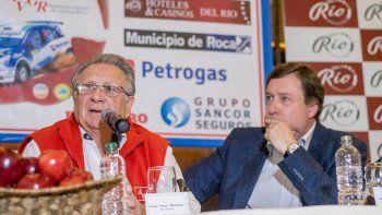 Goyo Martínez cree que participarán más de 100 autos.