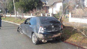 Un hombre de 34 años murió en un vuelco en San Carlos de Bariloche