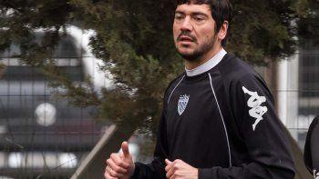 Pereyra llegó a principios de año al Albinegro, su figura se fue diluyendo y en las últimas tres fases no jugó.