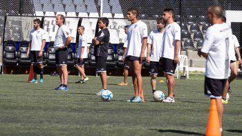 Las dos primeras semanas de la pretemporada Cipo apuntará al partido contra San Lorenzo.