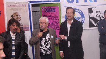 El dirigente Oscar Rodríguez cuestionó duramente a la gestión local.