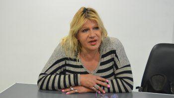 Marcela Mamucha Ramírez asegura que ya dejó la prostitución.