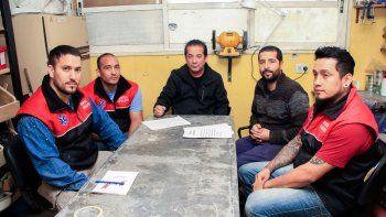 Los trabajadores de mantenimiento levantaron las medidas de fuerza en el hospital
