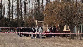 Horror: mataron a una abuela de 87 años en el barrio Santa Clara