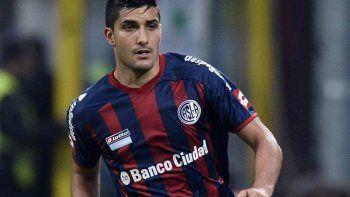 Blandi, el goleador de San Lorenzo al que espera marcar Jara por la Copa.