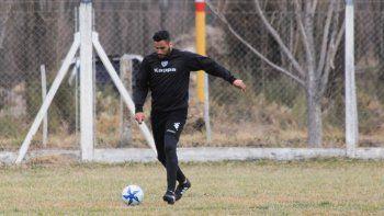 Piñero Da Silva reemplazará a Opazo, el goleador de Cipo en la Copa.