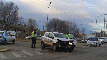 se registraron hoy dos graves accidentes en las rutas de la region