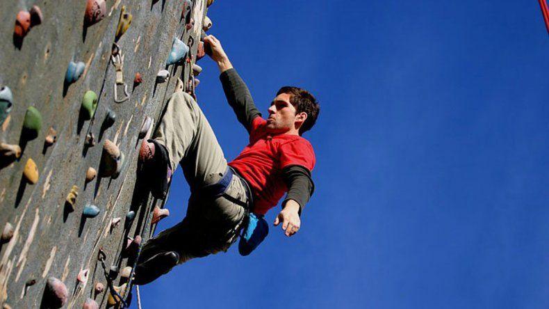 Hoy arranca el primer festival para los amantes de la escalada