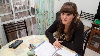 Julieta Garzi perdió a su bebé con 5 meses de gestación.