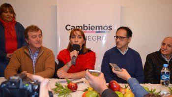 Cambiemos Río Negro suspendió el cierre de campaña en Cipolletti