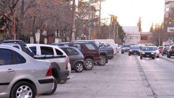 El cobro por estacionar arrancará en el perímetro comprendido por Fernández Oro, Alem, Mengelle y Brentana.
