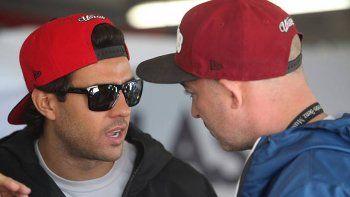 Manu contó que tiene una buena relación con Mauro. Los Urcera aportaron un avión para que viaje la familia de Mauro.