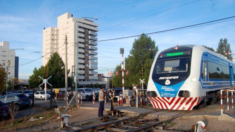 El Tren del Valle volvió a quedar fuera de servicio.