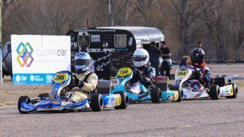 Más de 40 pilotos tuvo la primera fecha de la Copa Rotax.