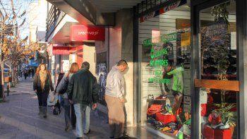 Comerciantes están preocupados por las ventas de fin de año