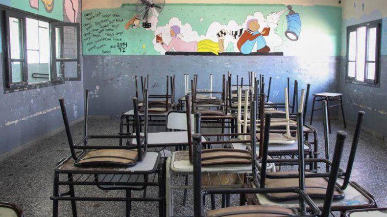 Hay seis colegios que están sin clases en la ciudad