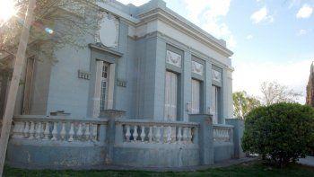 La Casa Peuser necesita urgentes refacciones para su preservación.