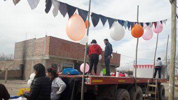 El Obrero se unió para festejar un día dedicado a los más chicos