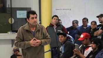 Omar Meza no cree en las intenciones del Frente Sindical y el Ejecutivo.