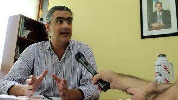 Valeri pidió a Nación que revea las facturas de gas en la región sur.