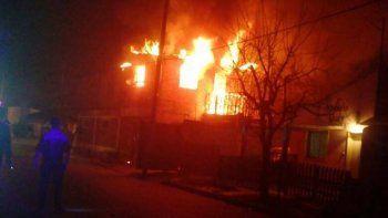 Un hombre murió durante el incendio de una casa en Allen